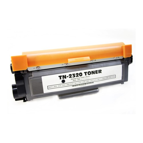 Brother TN-2320 Toner Rebuilt alternative