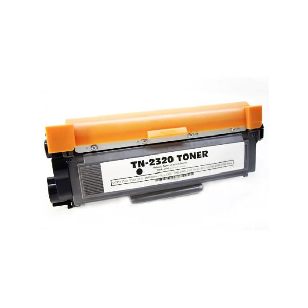 Brother TN-2320 Toner Rebuilt alternative