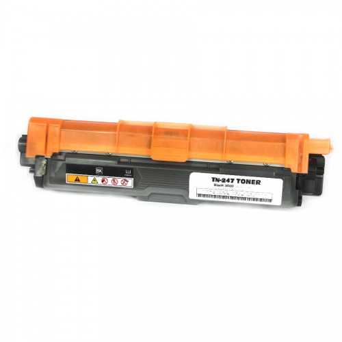 Kompatibler XXL Toner Brother TN-247 black 3000 Seiten - XXL alternative für Brother DCP-L3510 -DCP-L3550