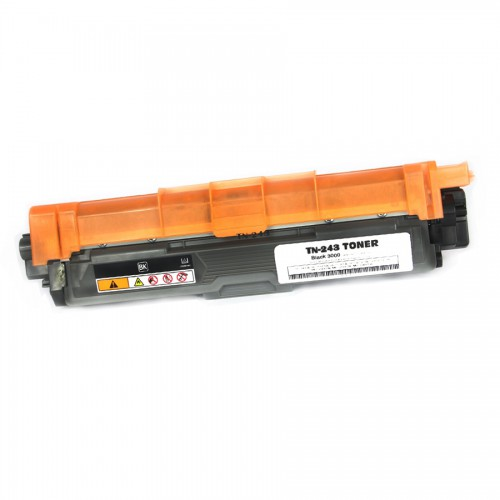Brother TN 243 BK kompatibel black -  XXL Toner 3000 Seiten