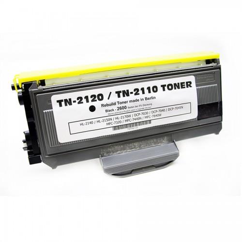 Brother Toner TN-2120 kompatibel für 2600 Seiten